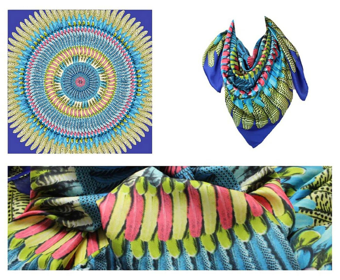 Italian silk scarves wholesale: manufacturers of silk scarves in
